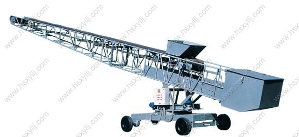 移动式转向装仓输送机
