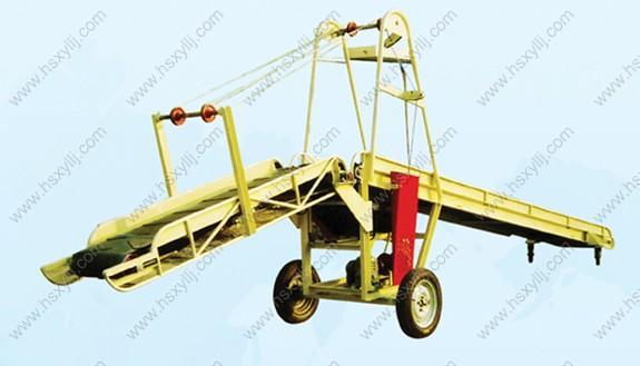 移动式胶带装卸输送机