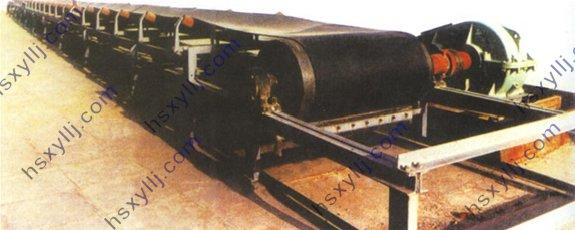 TD75型矿山胶带输送机